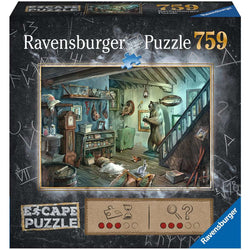 Ravensburger Forbidden Basement