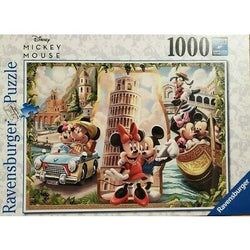 Ravensburger Vacation Mickey & Minnie
