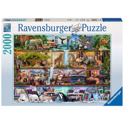 Ravensburger Wild Kingdom Shelves