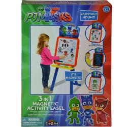PJ Masks Creative 3 in 1 Magnetic Activity Easel (2)