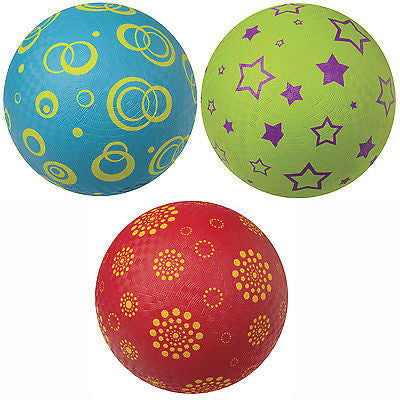 Playground Balls Assorted Colors 8.5