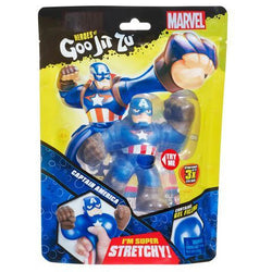 Heroes of Goo Jit Zu Marvel Hero Pack Assortment (8)