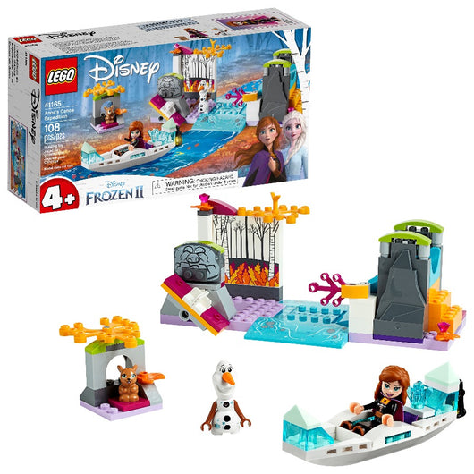 LEGO Disney Princess Anna's Canoe Expedition 41165 (4)