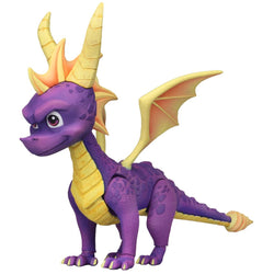 "Spyro - 7"" Scale Action Figure - Spyro the Dragon (6)"