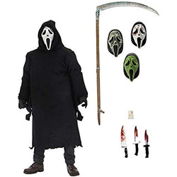 "GhostFace– 7"" Scale Action Figure – Ultimate GhostFace (6)"