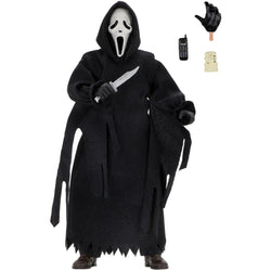 "Ghost Face - 8"" Clothed Action Figure (8)"