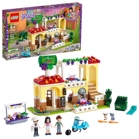 LEGO Friends Heartlake City Restaurant 41379 (3)