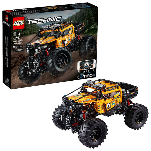 LEGO 4X4 X-treme Off-Roader 42099 (2)
