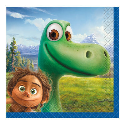 Disney The Good Dinosaur Beverage Napkins, 16ct.