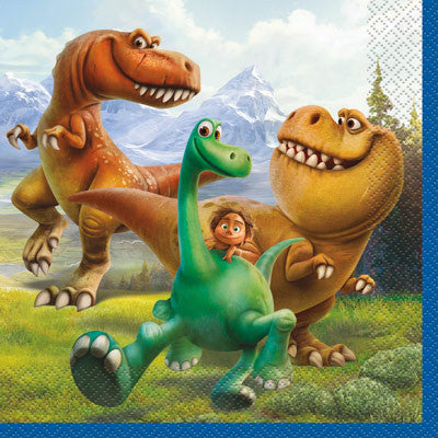 Disney The Good Dinosaur Lunch Napkins, 16ct.