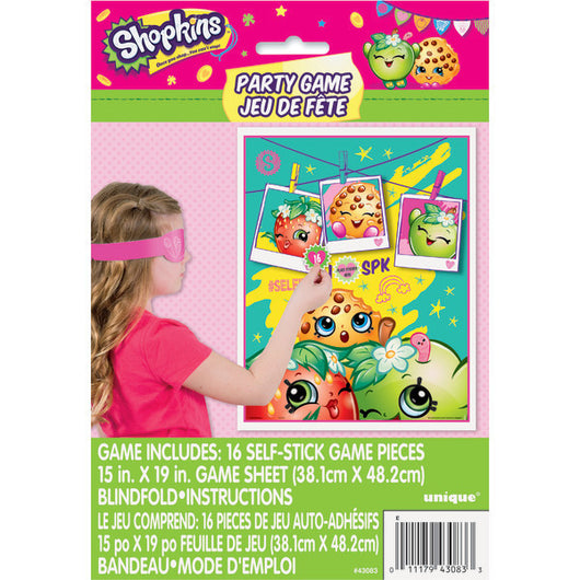 Shopkins Party Game, 1ct.