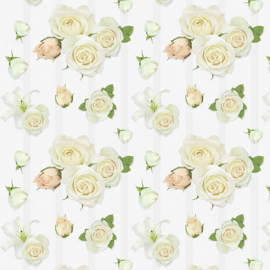 Wedding Roses Gift Wrap, 30