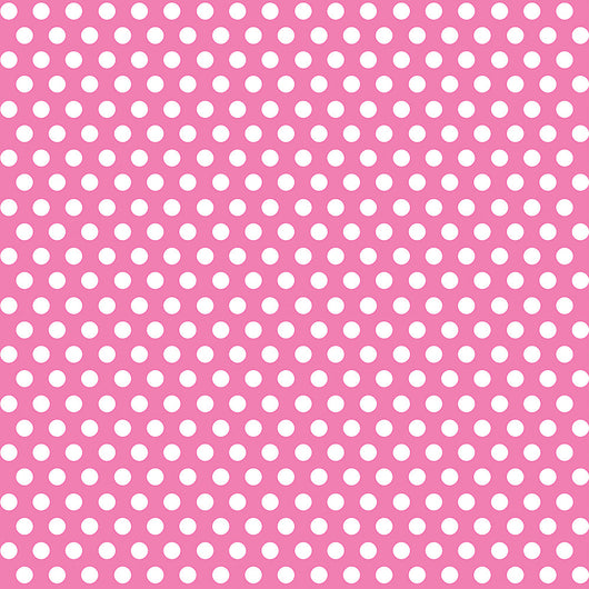 Hot Pink Dots Gift Wrap, 30