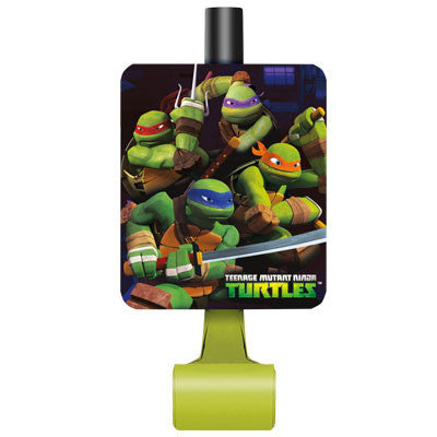 Ninja Turtles Party Blowouts, 8ct.