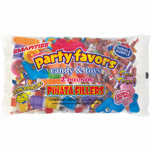 Festive Pinata Filler - Favors/Candy 2 lbs
