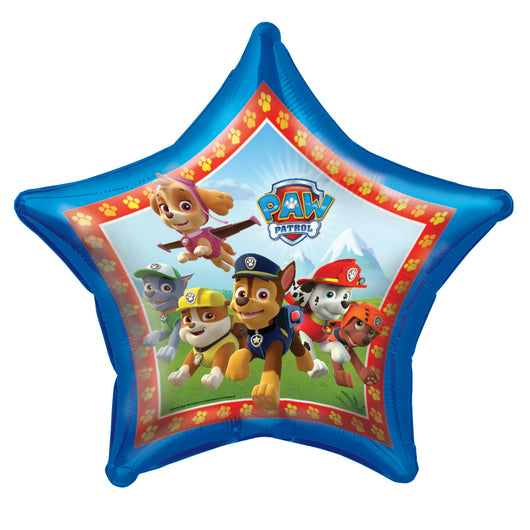 Paw Patrol Giant Shaped Foil Balloon 34