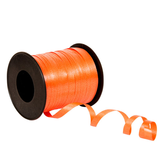 Orange Curling Ribbon 100 yds