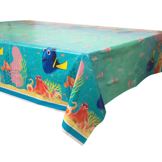 Finding Dory Printed Plastic Table Cover, 54