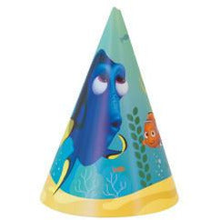 Finding Dory Party Hats, 8ct.