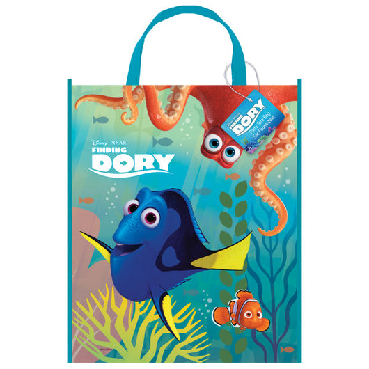 Finding Dory Party Large Party Favor Tote Bag, 13