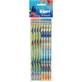 Finding Dory Pencils, 8ct.