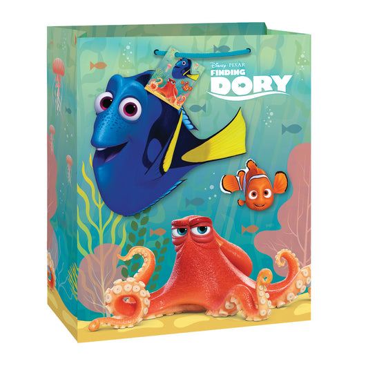 Finding Dory Large Gift Bag, 12.5
