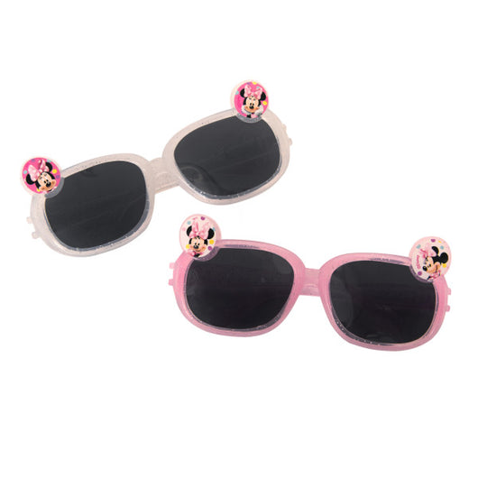 Disney Minnie Bowtique Novelty Glasses, 4ct