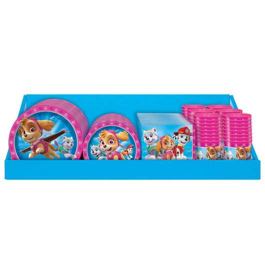 Paw Patrol Girl C Counter Display, 120pc