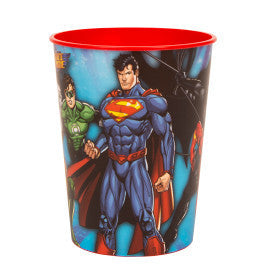 Justice League Party Favor Plastic Cups 16oz