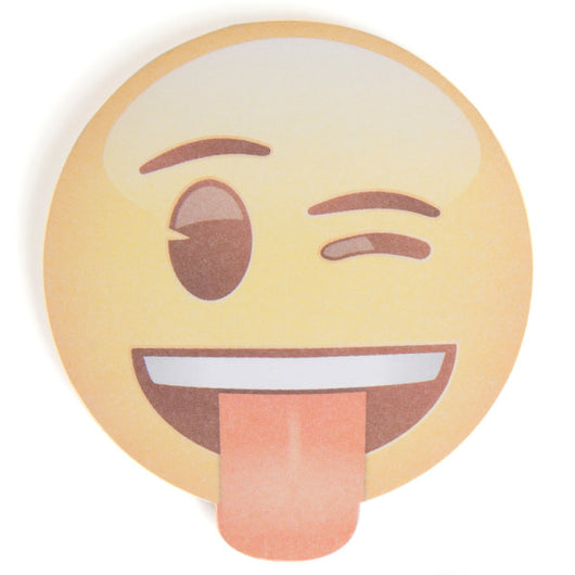 Crazy Emoji Notepad, 50 Sheets