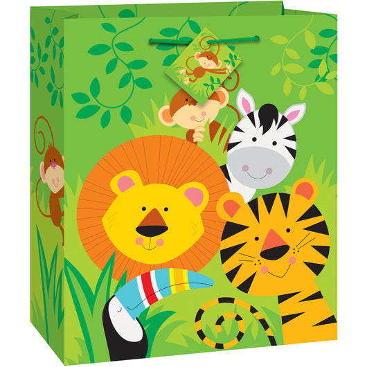 Animal Jungle Medium Gift Bag