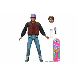 "Back To The Future 2 – 7"" Scale Action Figure – Ultimate Marty McFly (6)"