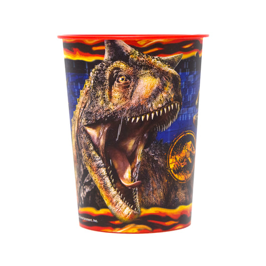 Jurassic World 2 16oz Plastic Stadium Cup