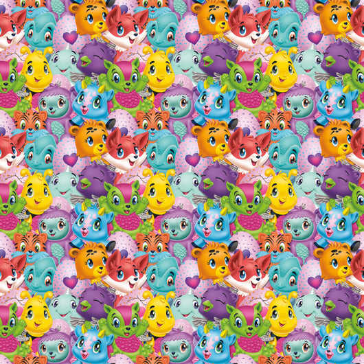 Hatchimals Gift Wrap, 30