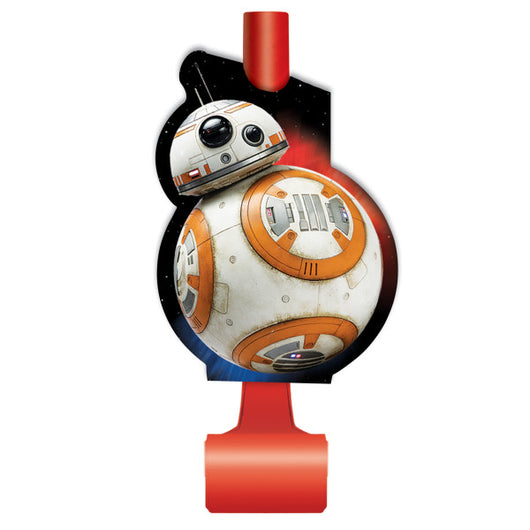 Star Wars Episode VIII Blowouts, 8ct