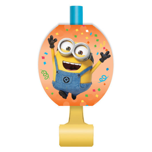 Despicable Me Party Blowouts, 8ct.