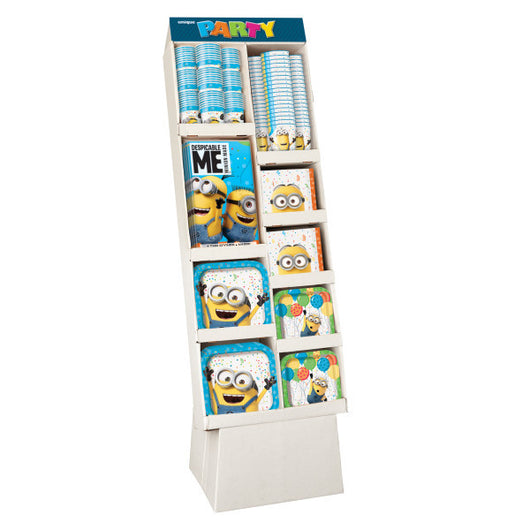 Despicable Me QLC Floor Display, 171pc
