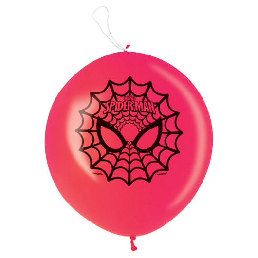 Spider-Man Punch Balloons, 2ct