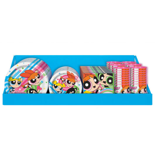 Powerpuff Girls C Counter Display, 120pc