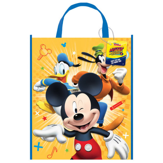 Mickey Roadster Tote Bag, 13