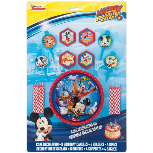 Disney Mickey Roadster Cake Decorating Kit, 17pc
