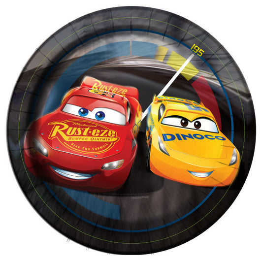 Disney Cars 3 Movie Round 7