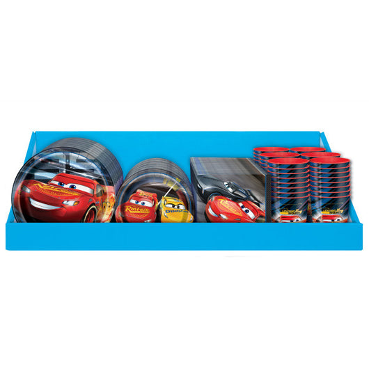Disney Cars 3 Movie C Counter Display, 120pc