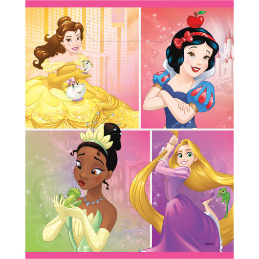 Disney Princess Dream Big Loot Bags, 8ct