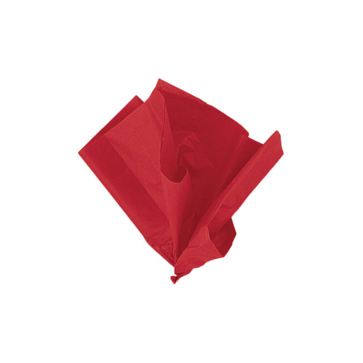 Red Tissue Sheets, 10ct
