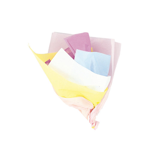 Assorted Pastel Tissue Sheets, 10ct