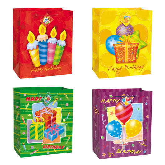 Birthday Surprise Jumbo Gift Bag Assortment