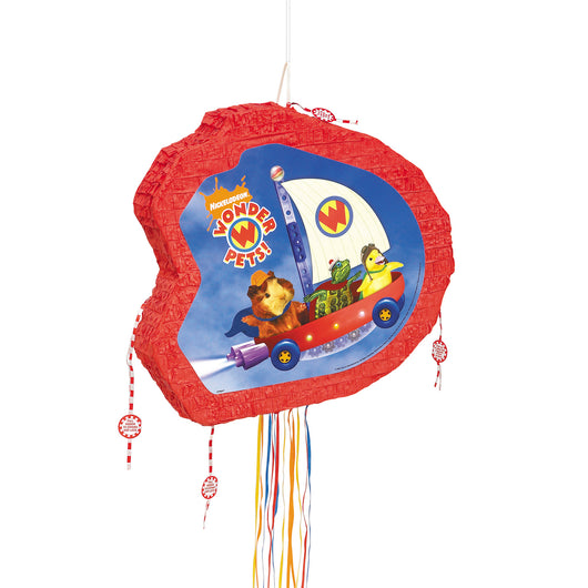 Wonderpets Pull Pop Out Pinata