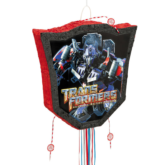 Transformers Pop Out Pinata