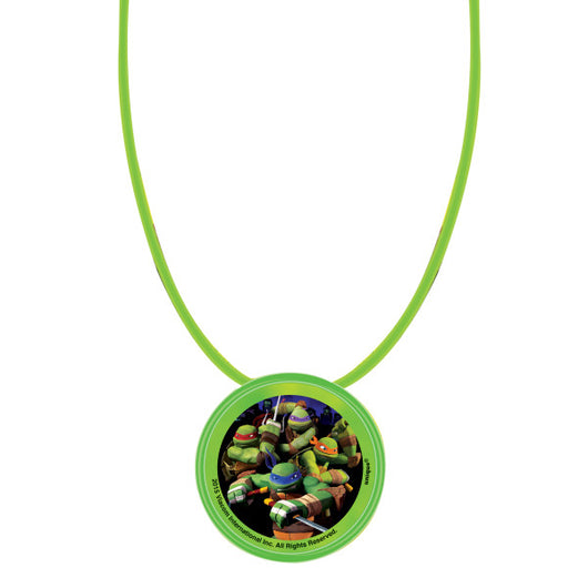 Teenage Mutant Ninja Turtles Glow Necklace